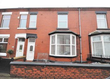Thumbnail 3 bed terraced house for sale in York Road, Denton, Greater Manchester