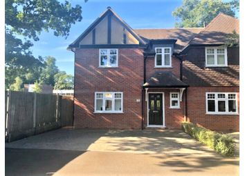 Thumbnail 4 bed semi-detached house for sale in Nascot Wood Road, Watford