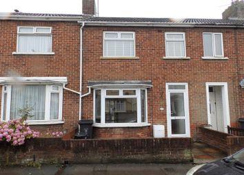 Thumbnail 3 bedroom terraced house for sale in Ferndale Road, Swindon