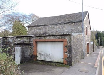 Thumbnail Land for sale in Station Road, Upper Brynamman, Ammanford