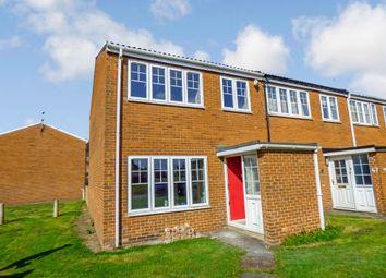 Thumbnail 3 bed terraced house for sale in Aldridge Court, Ushaw Moor, Durham