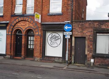 Thumbnail Retail premises to let in Market Street, Leek, Staffordshire