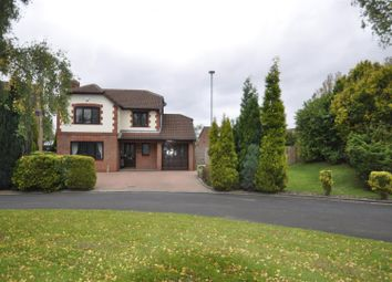 Thumbnail 4 bed detached house for sale in Woodbury Crescent, Dukinfield