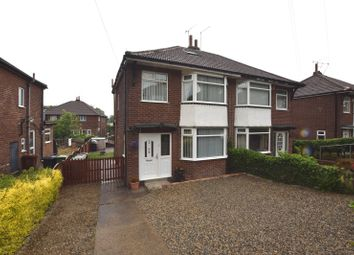 Thumbnail 3 bed semi-detached house for sale in Armley Grange Crescent, Leeds, West Yorkshire