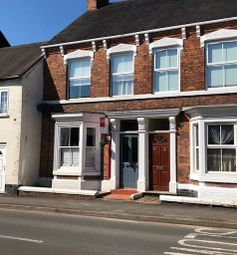 Thumbnail 3 bed town house for sale in Shropshire Street, Market Drayton