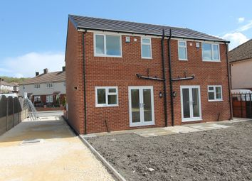 Thumbnail 3 bed semi-detached house to rent in Chestnut Street, Grimethorpe, Barnsley