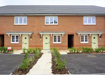 Thumbnail 2 bed terraced house for sale in 17 Shire Way, Tattenhall, Chester