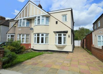 Thumbnail 4 bed semi-detached house for sale in Mayday Gardens, London