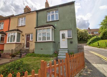 Thumbnail 2 bed end terrace house for sale in Borstal Street, Rochester