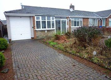 Thumbnail 2 bed semi-detached bungalow for sale in Bavington Road, Seaton Delaval, Tyne & Wear