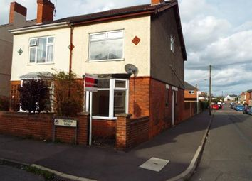 Thumbnail 3 bed semi-detached house for sale in Vernon Road, Kirkby In Ashfield, Nottingham, Nottinghamshire