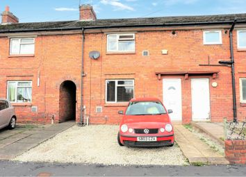 Thumbnail 3 bed terraced house for sale in Cochrane Road, Dudley