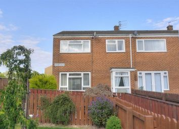 Thumbnail 3 bed end terrace house for sale in Stonecross, Ashington