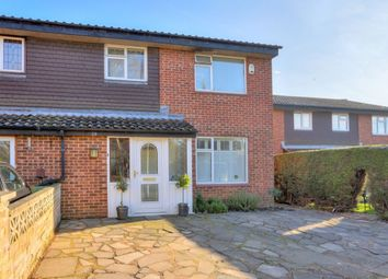 Thumbnail 3 bedroom semi-detached house for sale in Cutmore Drive, Colney Heath, St. Albans