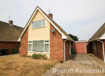 Thumbnail 2 bed detached house for sale in Worcester Close, Ormesby, Great Yarmouth