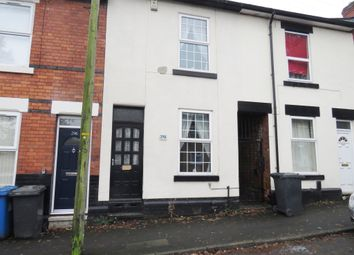 3 bed terraced house for sale in Stockbrook Street, Derby DE22