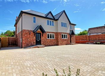 Thumbnail 3 bed semi-detached house for sale in Barley, Royston, Herts