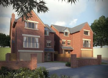 Thumbnail 5 bed detached house for sale in Farley Road, Oakamoor, Stoke On Trent, Staffordshire