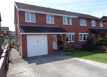 Thumbnail 4 bed detached house for sale in Austin Close, Newton, Porthcawl