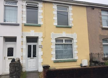 Thumbnail 3 bed terraced house to rent in Brunant Road, Gorseinon