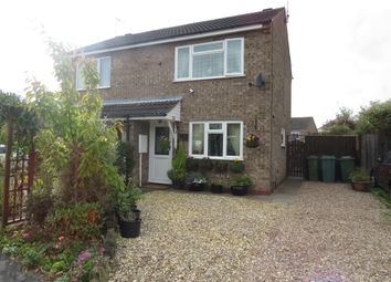 Thumbnail 1 bed semi-detached house for sale in Westleigh Road, Glen Parva, Leicester