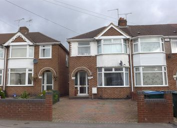 Thumbnail 3 bed end terrace house for sale in Glover Street, Cheylesmore, Coventry, West Midlands
