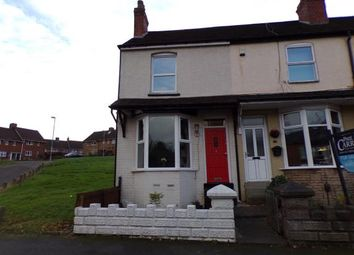 Thumbnail 2 bedroom end terrace house for sale in Daw End Lane, Walsall, West Midlands
