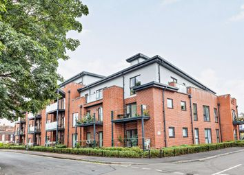 Thumbnail 2 bed flat for sale in Chantry Court, Sandford Gate, Lichfield, Staffordshire