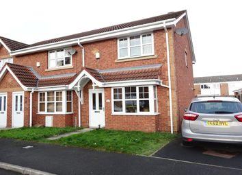 Thumbnail 3 bed terraced house for sale in The Fieldings, Fulwood, Preston