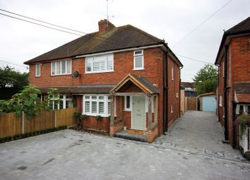 Thumbnail 3 bed semi-detached house for sale in Newtown Road, Marlow