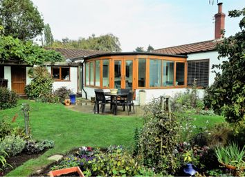Thumbnail 3 bed detached bungalow for sale in York Street, East Markham, Newark