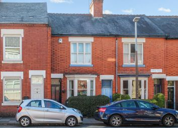 Thumbnail 3 bed terraced house for sale in Lorne Road, Clarendon Park, Leicester