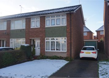 Thumbnail 3 bed end terrace house for sale in Kingsmere, Benfleet