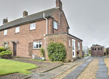 Thumbnail 3 bed semi-detached house for sale in Newfield Drive, North Kyme, Lincoln