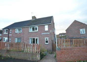 Thumbnail 2 bed semi-detached house to rent in South Crescent, Dodworth, Barnsley