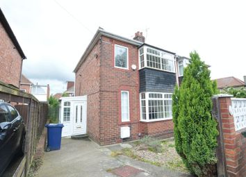 Thumbnail 3 bed semi-detached house for sale in Hadstone Place, North Fenham, Newcastle Upon Tyne