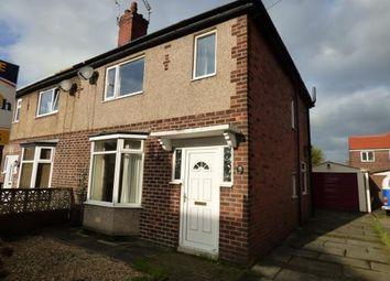 Thumbnail 2 bedroom semi-detached house for sale in Coniston Avenue, Ashton-On-Ribble, Preston, Lancashire
