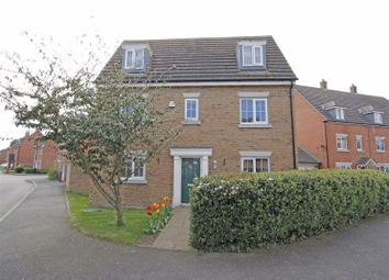 Thumbnail 6 bed detached house for sale in Brock Crescent, Bourne