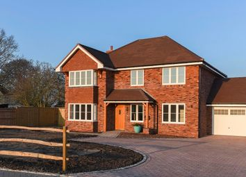 Thumbnail 5 bed detached house for sale in Little Paddock, Goddards Lane, Sherfield On Loddon
