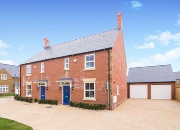 Thumbnail 3 bed semi-detached house to rent in Barton Close, Banbury Lane, Kings Sutton, Banbury