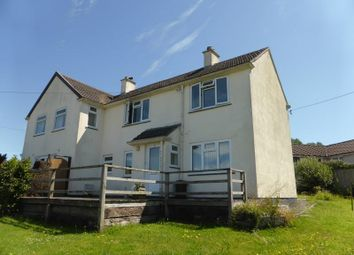 Thumbnail 3 bed semi-detached house for sale in Cott Road, Lostwithiel