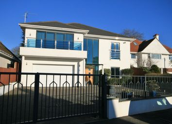 Thumbnail 4 bedroom detached house for sale in Elms Avenue, Poole