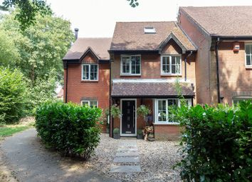 Thumbnail 4 bed end terrace house for sale in Cranmer Walk, Maidenbower, Crawley, West Sussex