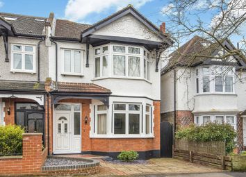 Thumbnail 5 bed semi-detached house for sale in Blenheim Road, Bickley, Bromley