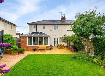 Thumbnail 3 bed semi-detached house for sale in The Crossways, Otley
