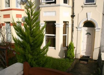 Thumbnail 1 bed flat to rent in Percy Terrace, Mutley