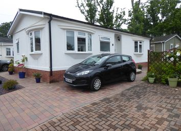 Thumbnail 2 bed mobile/park home for sale in Organford Manor Country Park, Organford, Poole, Dorset, 6Es