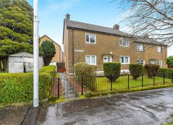 Thumbnail 2 bed flat for sale in Knockside Avenue, Paisley