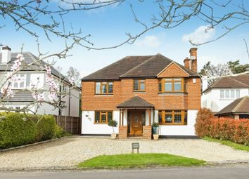 Thumbnail 5 bedroom detached house for sale in Wych Hill Way, Woking