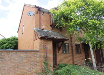 Thumbnail 2 bedroom end terrace house for sale in Woodpecker Way, Northampton